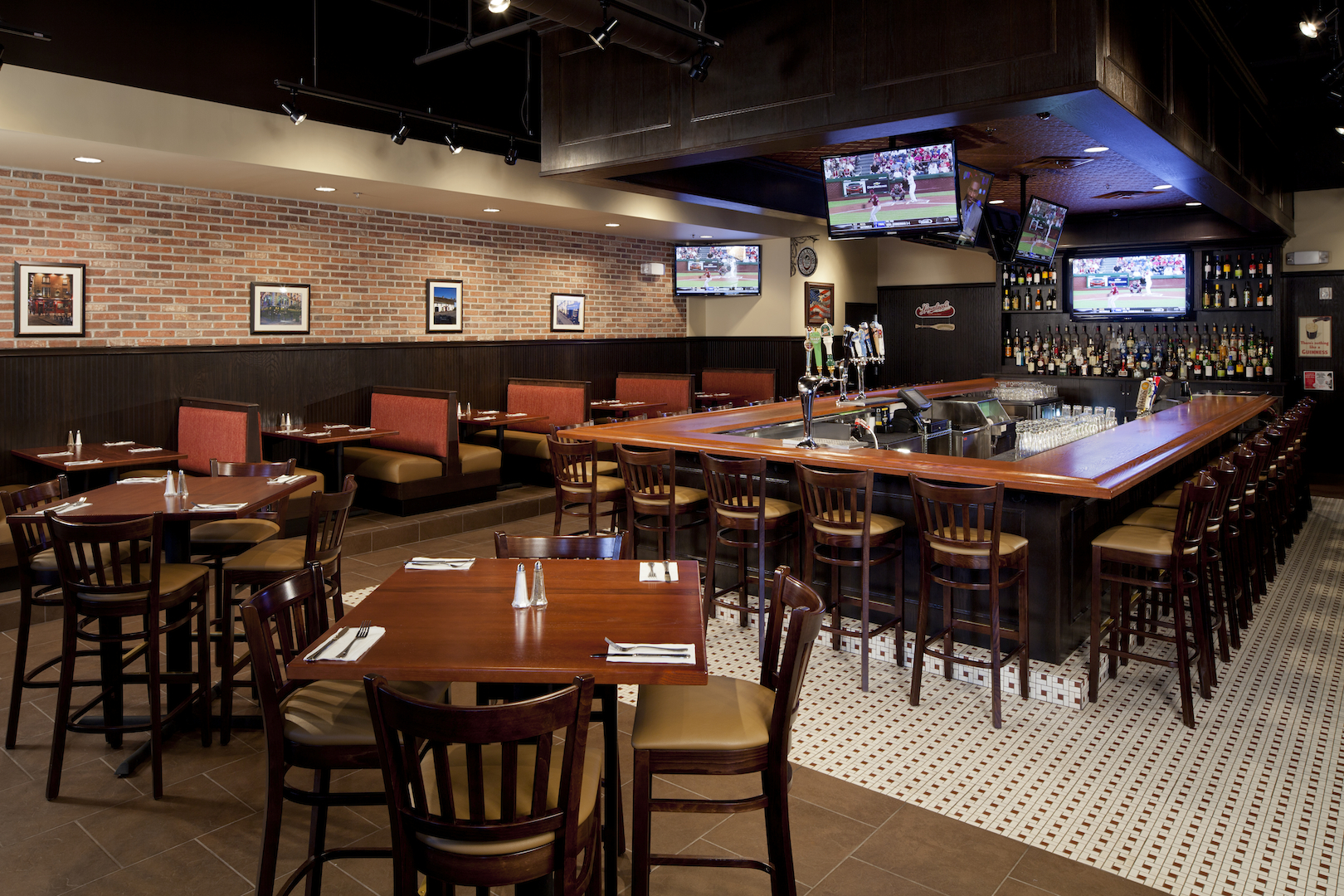 Restaurant Interior Fitout Dooney S Irish Pub The