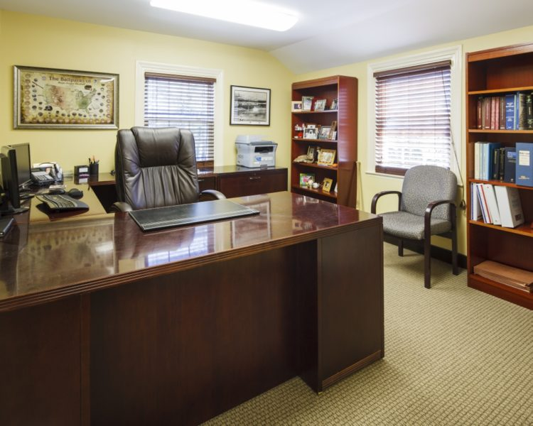 Professional Office Renovation Rothkoff Law The Bannett Group