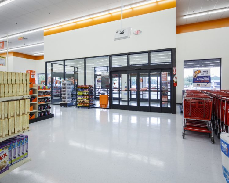 Retail Store Fit Out Big Lots The Bannett Group