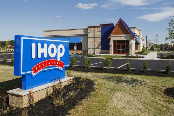 IHOP New Restaurant Construction Williamstown, NJ