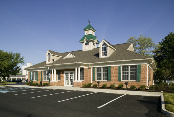 Fulton Bank commercial design and construction Cherry Hill, NJ