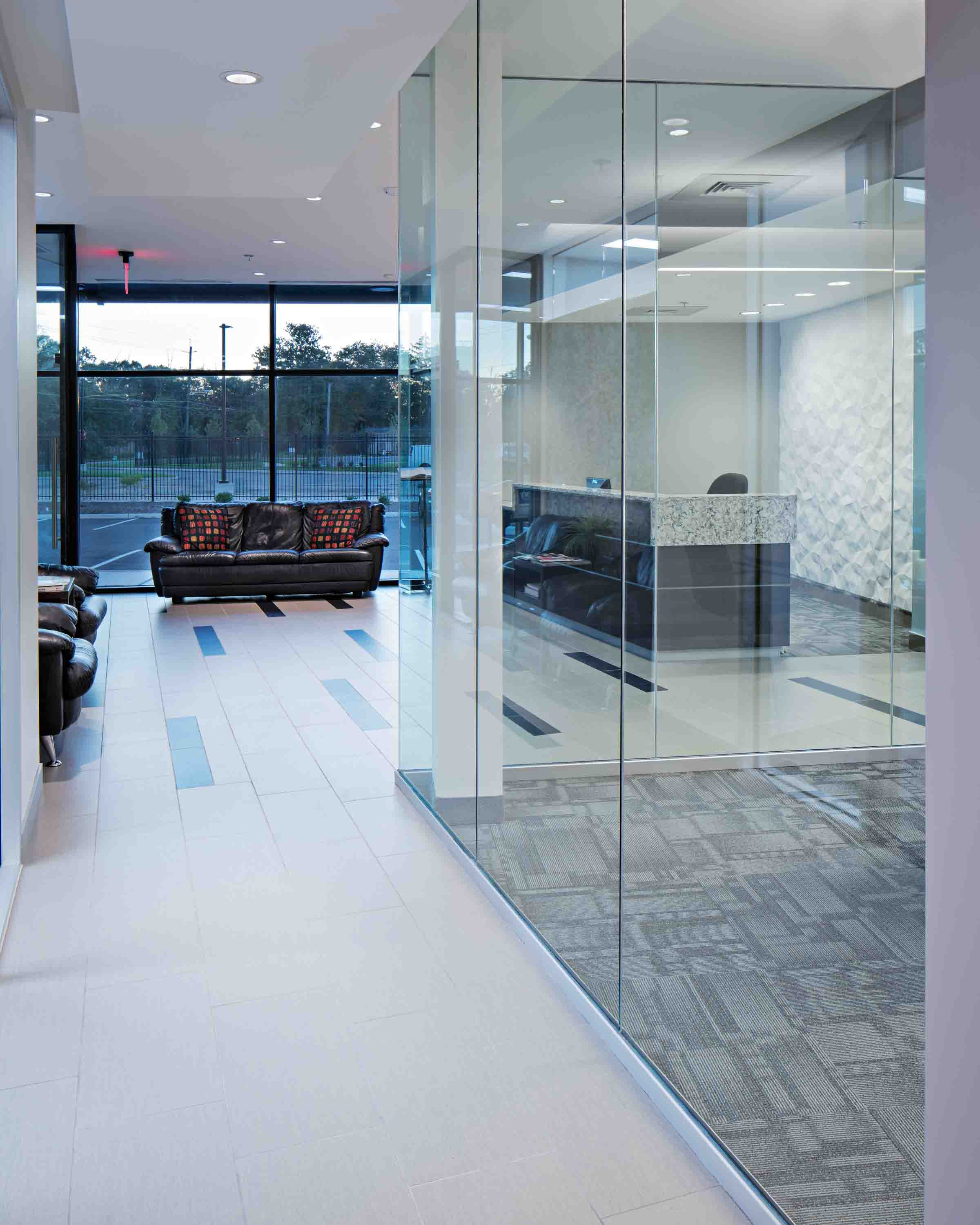 Commercial Design And Renovation Services: Design-Build Commercial Renovation Of Contemporary